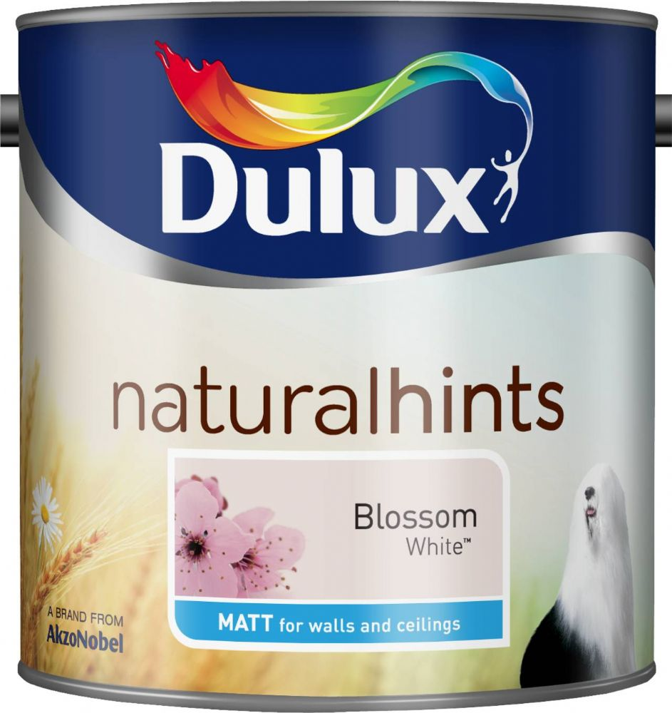 Dulux Matt Natural Hints 2.5L